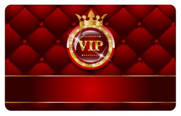 vip-materiel-vecteur-carte_34-57457