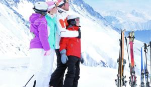 location materiel ski en station
